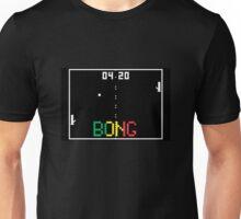 """ATARI Pong """"BONG"""" game Unisex T-Shirt"""