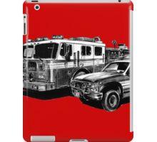 Fire Trucks iPad Case/Skin