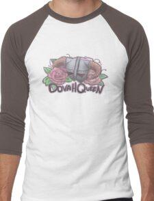 DovahQueen Men's Baseball ¾ T-Shirt