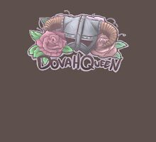 DovahQueen Womens Fitted T-Shirt