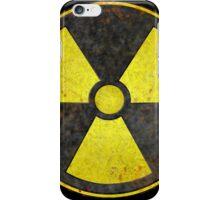 Radioactive Fallout Symbol - Geek Gamer Nerd iPhone Case/Skin