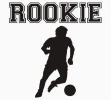 Soccer Rookie Kids Tee