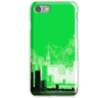 Green Town iPhone Case/Skin