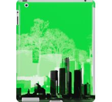 Green Town iPad Case/Skin