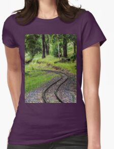 Rail Bend Womens Fitted T-Shirt