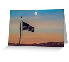 Albuquerque USA Greeting Card