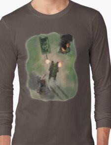 Male Power Fantasy Long Sleeve T-Shirt