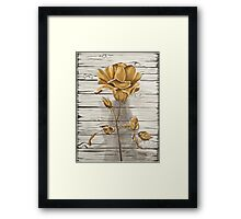 """PRECIOUS (WITHOUT """"CANVAS EDGES"""") Framed Print"""