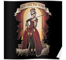 Goode Save Harley Quinn Poster