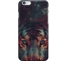 Galaxy Tiger iPhone Case/Skin