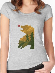 NCR-Eureka! Women's Fitted Scoop T-Shirt