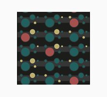 Abstract pattern on a gray background Classic T-Shirt
