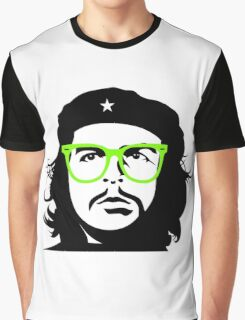 Che Revolution Punk Hipster Graphic T-Shirt