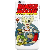 Dangermouse iPhone Case/Skin