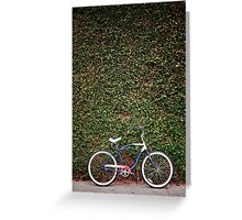 Cruiser & Wall Greeting Card