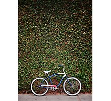 Cruiser & Wall Photographic Print