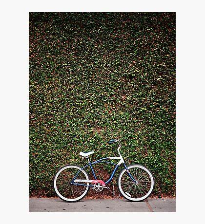 Cruiser & Wall Photographic Print