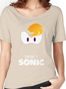 Daugther of sonic Women's Relaxed Fit T-Shirt