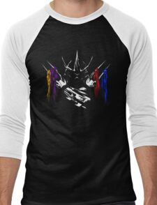 Armored Savagery Men's Baseball ¾ T-Shirt