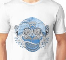 Pattern Monkey Unisex T-Shirt