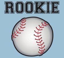 Baseball Rookie One Piece - Short Sleeve