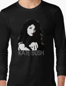 Kate Bush Long Sleeve T-Shirt