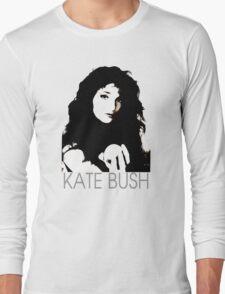 Kate Bush Long Sleeve T-Shirt