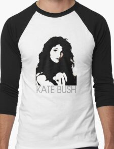 Kate Bush Men's Baseball ¾ T-Shirt