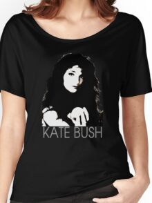 Kate Bush Women's Relaxed Fit T-Shirt