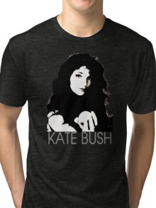Kate Bush Tri-blend T-Shirt