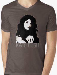 Kate Bush Mens V-Neck T-Shirt