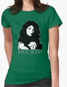 Kate Bush Womens Fitted T-Shirt