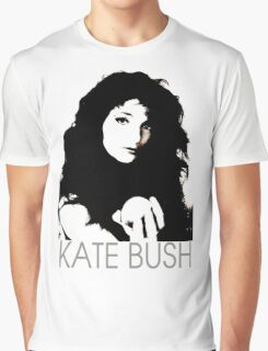 Kate Bush Graphic T-Shirt