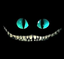 alice in wonderland Cheshire Cat by napolilawang