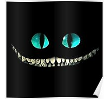 alice in wonderland Cheshire Cat Poster