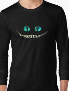 alice in wonderland Cheshire Cat Long Sleeve T-Shirt