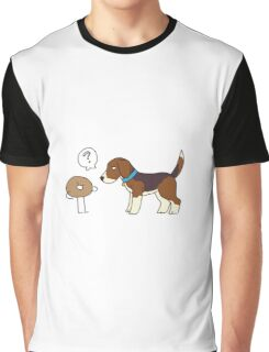 Bagel or Beagle? Graphic T-Shirt