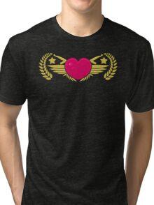 Global Girly Elite Tri-blend T-Shirt