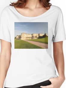William The Conqueror's Home, Caen, France 2012 Women's Relaxed Fit T-Shirt