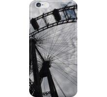 Ferris Wheel - Vienna iPhone Case/Skin