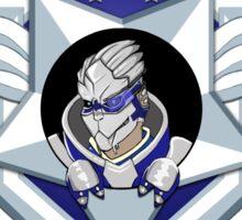 ME3 - Calibrations BLUE Sticker