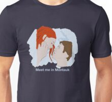 Meet me in Montauk Unisex T-Shirt
