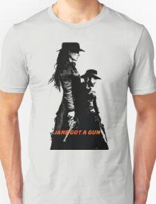 Jane Got A Gun 2016 T-Shirt