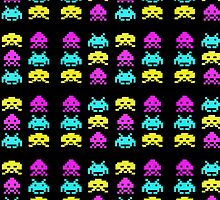 Space Invaders by thememeshop