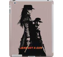 Jane Got A Gun 2016 iPad Case/Skin