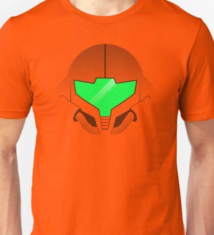 Samus Aran Helmet Unisex T-Shirt