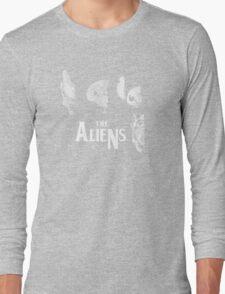 The Aliens Long Sleeve T-Shirt