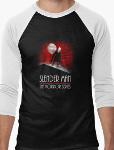 The horror series Men's Baseball ¾ T-Shirt