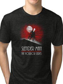 The horror series Tri-blend T-Shirt