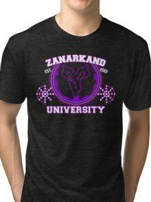 Zanarkand University Tri-blend T-Shirt